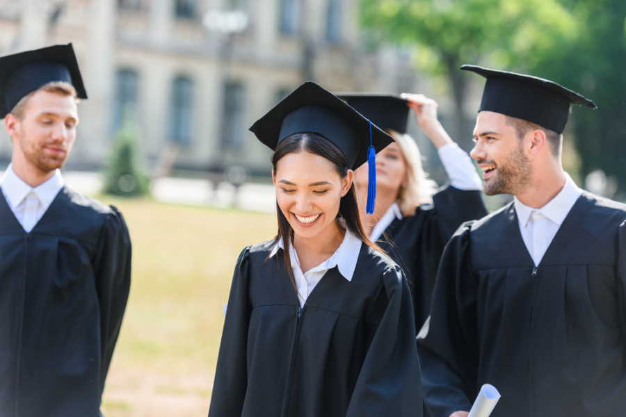 What are the top college degrees-900